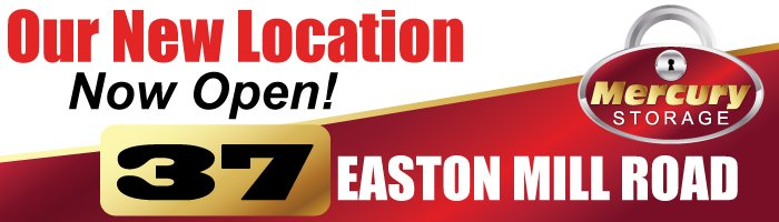 Easton Mill Location Now Open.